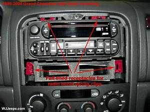 Wj Dash Removal For Aftermarket Cd Player