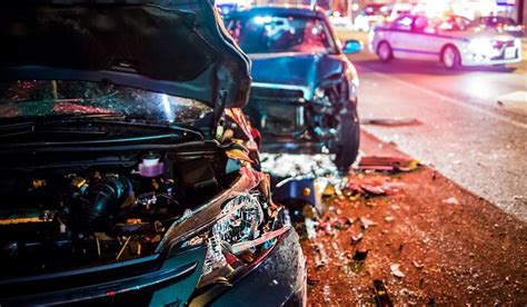 Types Of Car Accidents, Auto Wrecks And Collisions In Georgia