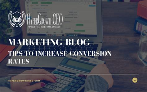 New Methods Increase Conversion Rates