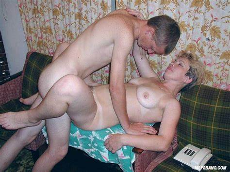 Milf Joins A Teens Baby And Her Lad