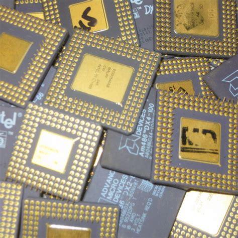 ceramic processor cpu scrap sell