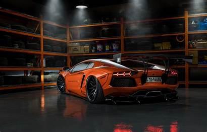 Liberty Walk Tuning Lamborghini Aventador Lb Performance