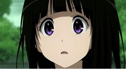 Anime Eru Chitanda Hyouka Hair Gifs Kawaii