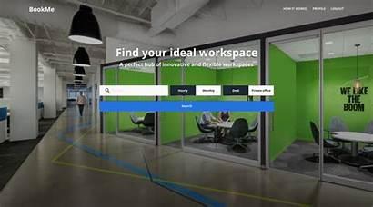 System Booking Workspace Estate Business Ddi Private
