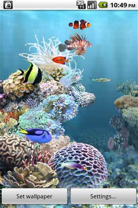 anipet aquarium  wallpaper   android apk