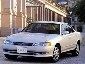 Toyota Mark Ii  Gx90  2 5i 24v Twin