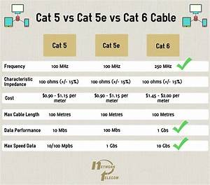 Are You Using The Right Ethernet Cable Speed   Infographic