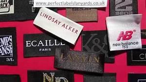 custom designer clothing labels damask woven labels With custom clothing labels low minimum