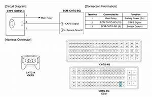 Crank Sensor Wiring Diagram