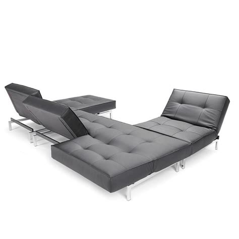 canape cassina leather sofa black modern 3 seater sofas contemporary