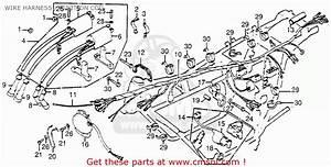 Comfortable 1980 Honda Cb750f Wiring Diagram Contemporary