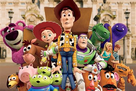 'Toy Story 2' has been overtaken as the best reviewed film