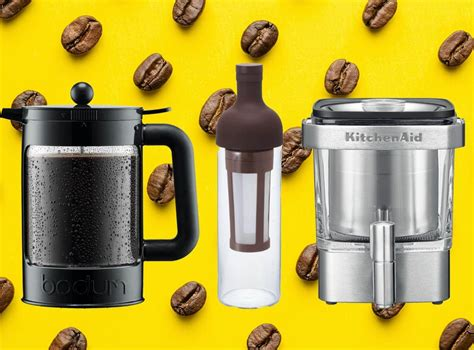 As we said before, there is a balance, and there are some people out there who advise against reverse osmosis water for the purposes of brewing coffee, like coffee shop owner paul mark who runs. Best cold-brew coffee makers for the perfect chilled ...