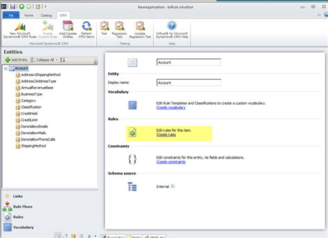 crm musings product review inrule  microsoft