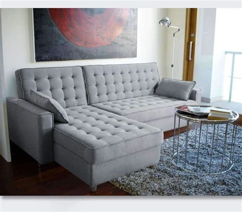 Small Sectional Sofa With Storage by Multi Functional Sofa Bed With Storage Small