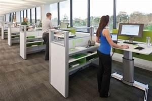 Height Adjustable Individual Desks