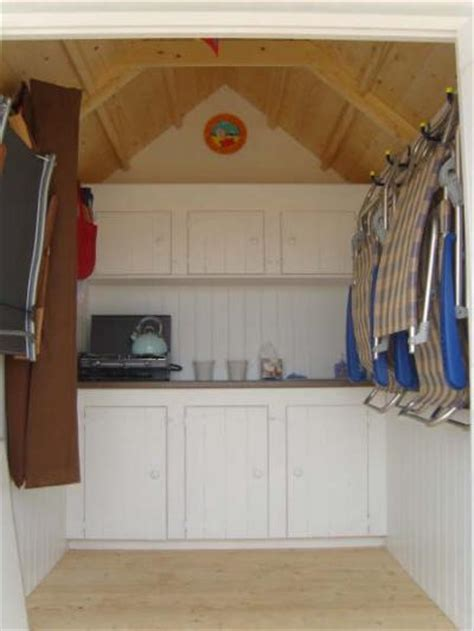 custom  beach hut interiors