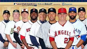 AL MLB 2014 All Star Starters Pictures, Photos, and Images ...