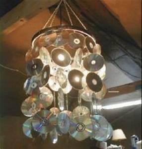 Bricolage Avec Objets De Récupération : 10 id es de cr ation de lustre avec de la r cup 39 bricolage maison ~ Nature-et-papiers.com Idées de Décoration