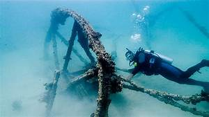 Underwater Archaeology | National Marine Protected Areas ...