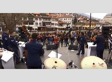 Amerikanët muzikë për Prizrenin Video PrizrenPress