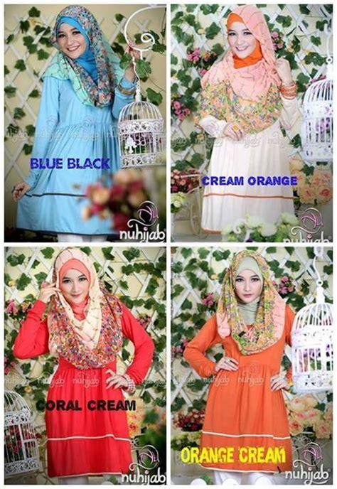 baju muslim gaya november 2013