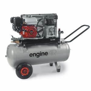 Compresseur D Air 100 Litres : compresseur d 39 air thermique mobile moteur honda essence 4 8 cv cuve de 100 litres abac ~ Medecine-chirurgie-esthetiques.com Avis de Voitures