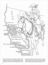 Missions Coloring California Expanded Open sketch template