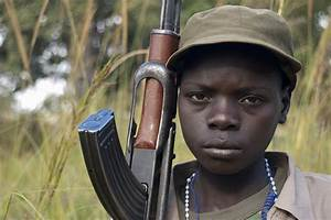 lra-child-soldier | TCON : The Children of the Nile