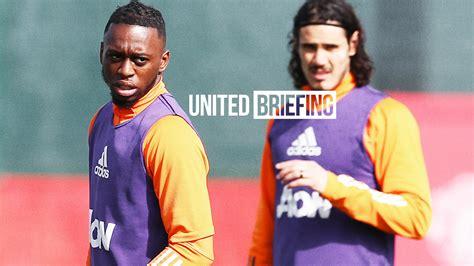 United Briefing 2 April 2021 Aaron Wan Bissaka on ...