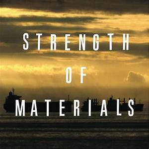 Strength Of Materials  U0026quot The Promised Year U0026quot      U0026quot The Wrong