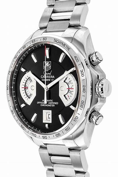 Grand Carrera Automatic Tag Heuer Chronograph Owned