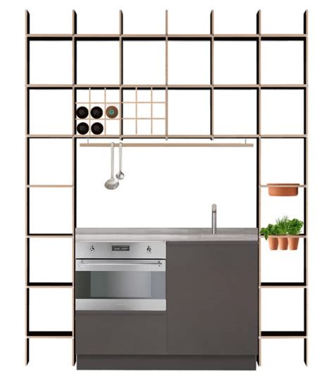 Sistema Mensole by Fnp Kitchen Moormann Sistema Di Mensole Milia Shop