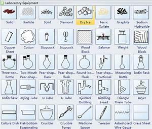 Laboratory Equipment Shapes
