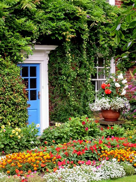 norfolk cottage garden a photo on flickriver