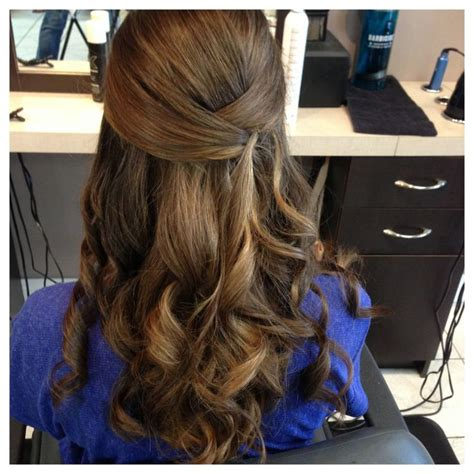 Grad Updo Hairstyles by 37 Best Images About Grad Hair On Waterfall