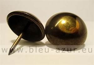 Clous De Tapissier : clous de d coration perle fer bronz renaissance achat ~ Edinachiropracticcenter.com Idées de Décoration