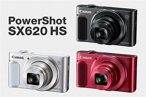 Introducing The New Canon Powershot Sx620 Hs