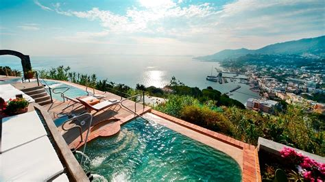 Discover Ischia luxury hotels with Ischia Charter