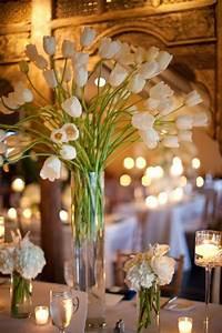 50 white tulip wedding ideas for weddings page 8
