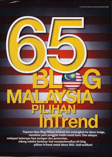 Babe in the City - KL: We're 65 Blog Malaysia Pilihan InTrend!
