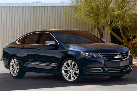 Used 2014 Chevrolet Impala For Sale  Pricing & Features