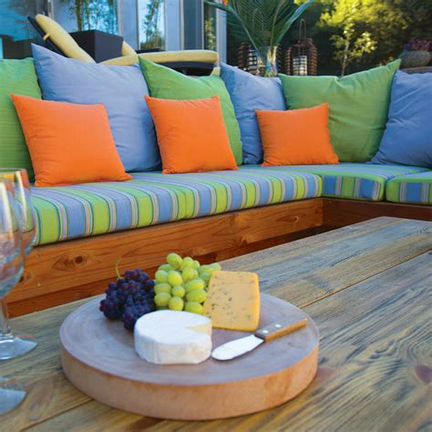 happy hour contemporary patio other by sunbrella