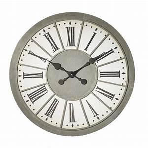 Horloge Murale Maison Du Monde : horloge orsay maisons du monde ~ Teatrodelosmanantiales.com Idées de Décoration