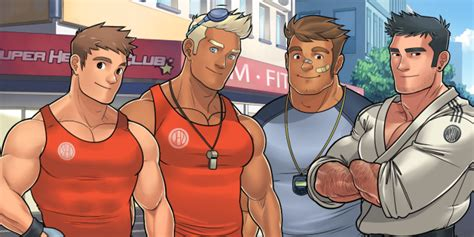 Super Health Club Review Gay Dating Sim Adult Games News