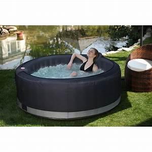 Spa 2 Places Gonflable : spa gonflable jacuzzi ospazia family luxe 6 places ~ Melissatoandfro.com Idées de Décoration