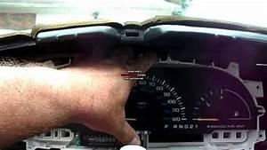 1999 Dodge Chrysler Caravan Instrument Cluster Check Out