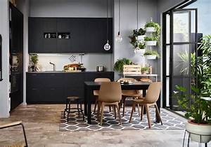 Meuble De Cuisine Ikea : cuisine ikea nos mod les de cuisines pr f r s elle ~ Melissatoandfro.com Idées de Décoration