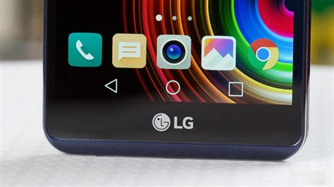 lg  power review interface  functionality phonearena