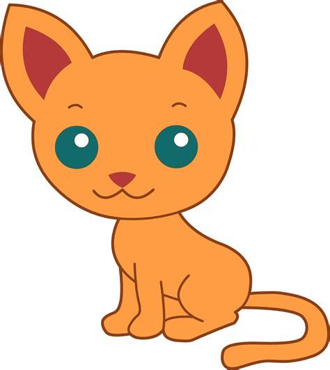 clipart cat kitten png